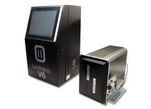 Impressora Inkjet V6, a impressora jato de tinta industrial e modular para linhas de produção