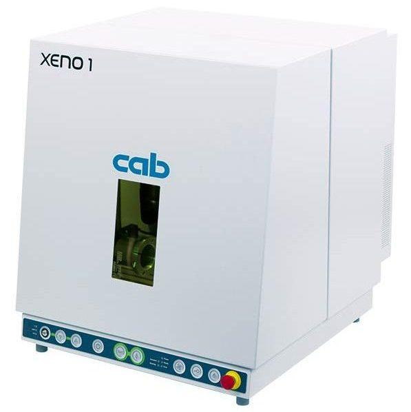 Impressora Laser Xeno 1, para marcação laser industrial e versátil