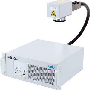 Impressora Laser Xeno 4, para marcação laser industrial